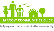 Harrow Communitiesclick Logo